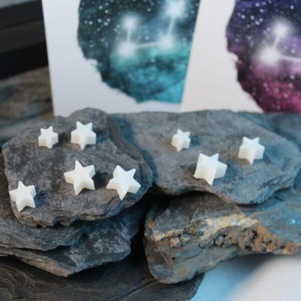 Muttermilchschmuck Sterne aus Muttermilch für Sternbilder