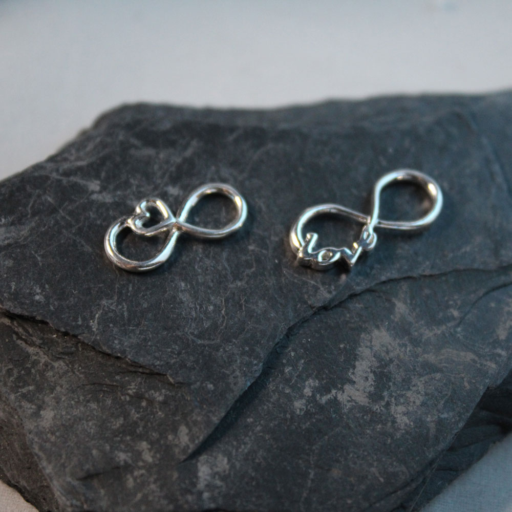 Infinity Silber