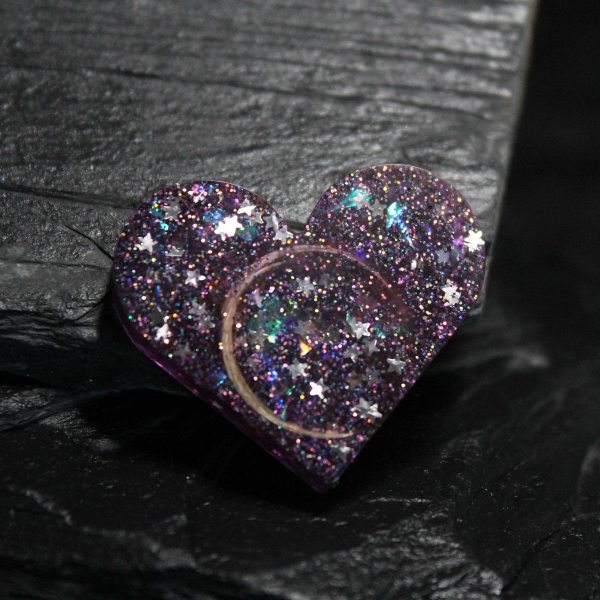Lockenzauber Herz